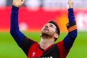 رکوردزنی جدید مسی در بارسلونا