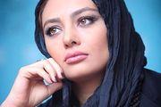 عکس عجیب یکتا ناصر در نمایی از سریال دل
