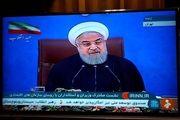 روحانی: بیش از ۹۸ درصد امروز هم به جمهوری اسلامی رای میدهند
