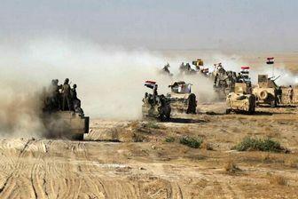 هلاکت ۱۳۵ داعشی در عراق