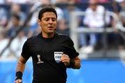 در مسابقات گروهی مقدماتی جام جهانی ۲۰۲۲ قضاوت نمیکنم