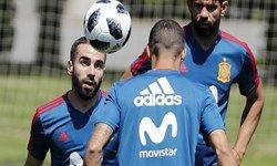 مدافع رئال به بازی با ایران می رسد