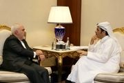 رایزنی تلفنی وزرای خارجه ایران و قطر