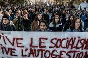 خودسوزی دانشجوی فرانسوی، معضلی تازه برای ماکرون