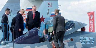 اردوغان گزینه خرید جنگنده «سوخو-35» را مدنظر دارد