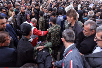 اعلام آمار مصدومان مراسم تشییع آیت الله هاشمی رفسنجانی