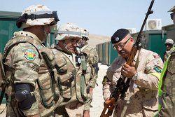 ورود ۵۲ نظامی آذربایجانی به افغانستان