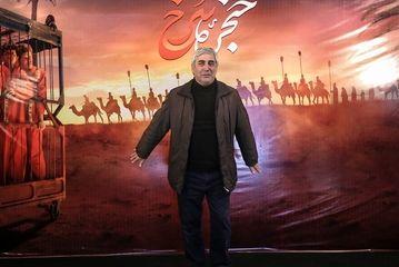 مراسم تقدیر از سردار سینمای ایران/گزارش تصویری