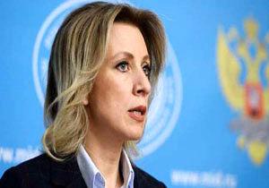 کنایه روس ها به آمریکا درباره سرکوب خشن معترضان