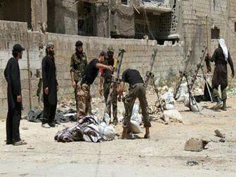 قول عربستان به گروههای مسلح در سوریه