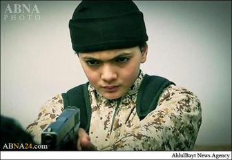 هویت کودک جلاد داعش مشخص شد