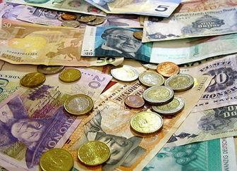افزایش نرخ بانکی ۱۹ ارز