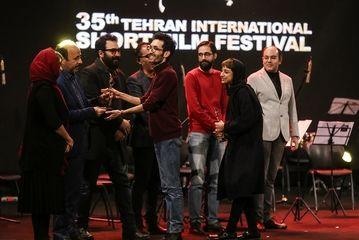 اختتامیه جشنواره بین المللی فیلم کوتاه/ گزارش تصویری