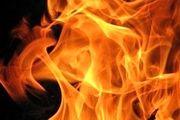 آتش جان دانشآموز مدرسه ابتدایی را گرفت