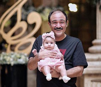 خانواده قشنگ مهران غفوریان در رستورانی شیک /عکس