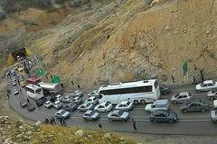 آخرین وضعیت ترافیکی امروز؛ دوم بهمن ماه ۹۸