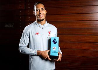 بهترین بازیکن سال 2019 از نگاه سایت گل+عکس