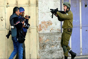حمله مسلحانه رژیم صهیونیستی به یک جوان فلسطینی