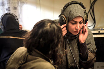 همسرِ محسن چاوشی، در نقش یک ضدانقلاب