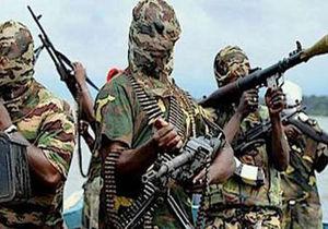 تسلط عناصر مسلح گروه تروریستی بوکوحرام بر دو پایگاه نظامی نیجریه