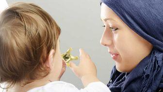 می دانید چرا بهشت زی پای مادران است؟
