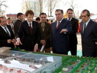 سرمایهگذاری زنجانی، دو برابر تولید ناخالص تاجیکستان!