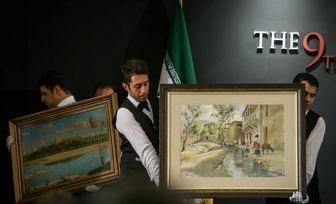 زمان نهمین حراج هنر معاصر ایران مشخص شد
