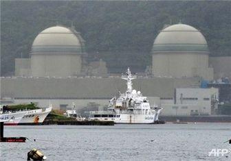 آتشسوزی در نیروگاه اتمی ژاپن