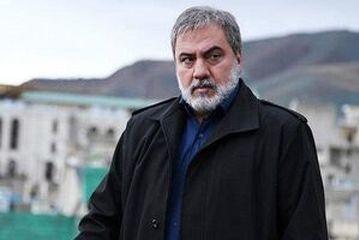 بازیگر معروف در لباس خادمی امامزاده صالح(ع) /گزارش تصویری