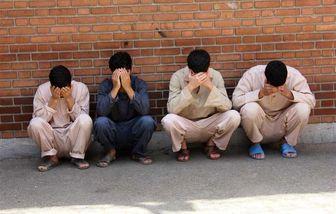 اذیت و آزارگروهی به یک زن در بیابان های جنوب تهران