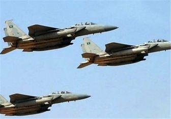 بمباران منازل مسکونی یمن توسط عربستان