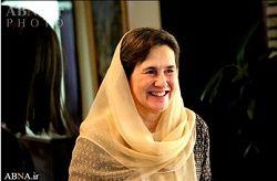 مخالفت بانوی افغانستان با استفاده از برقع