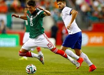 برتری پرتغال بدون رونالدو مقابل مکزیک