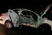 تصادف مرگبار در جاده اراک یک کشته و ۵ مصدوم برجای گذاشت