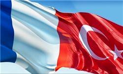 بالا گرفتن تنشها بین ترکیه و فرانسه
