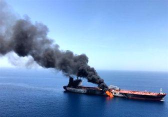 افشاگری درباره عامل انفجار نفتکشهای جنجالی/تصاویر
