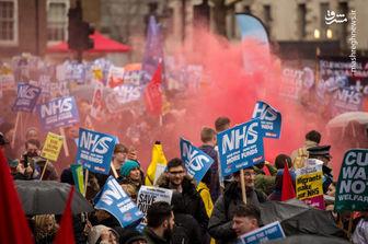 مردم رم به حضور اردوغان در ایتالیا اعتراض کردند