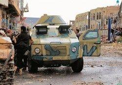 نیروهای یمنی مزدوران سعودی را هدف قرار دادند