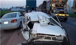 80 درصد تلفات ناشی از حوادث ترافیکی شهری عابرین پیاده و موتورسیکلت سواران هستند