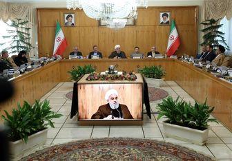 ماموریت روحانی به اعضای دولت