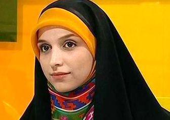 پوشش مثال زدنی خانم مجری در یک مهمانی خصوصی/عکس