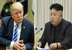 """تشکر ویژه ترامپ از """"کیم جونگ اون"""""""