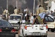 تعداد قربانی های درگیریهای لیبی