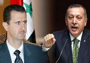 دعوت اردوغان به مذاکره علنی با بشار اسد