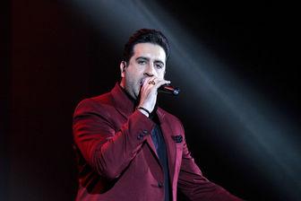 تصویر دیده نشده از 2 خواننده مشهور ایرانی