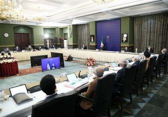 جلسه ستاد اقتصادی دولت برگزار شد