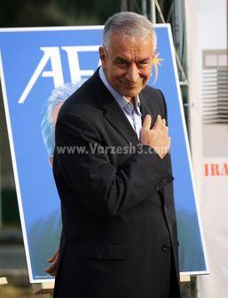 واکنش عجیب کفاشیان به حضور بن سلمان و تعلیق فدراسیون!