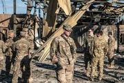 حمایت آمریکایی های مستقر در عین الاسد از گروه های تروریستی