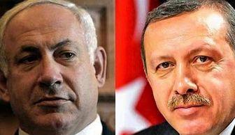 جدال اردوغان و نتانیاهو