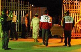 پیکر ۶ شهید حادثه تروریستی عراق وارد ایران شد